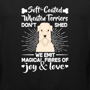 Soft-Coated Wheaten Terriers Hair - Don't Shed T-S T-Shirts - Men's Premium Tank
