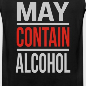 May Contain Alcohol - Men's Premium Tank