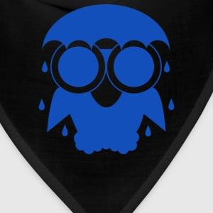 Owl In The Rain - Bandana