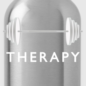 Gym Therapy / Weight Workout T-Shirts - Water Bottle