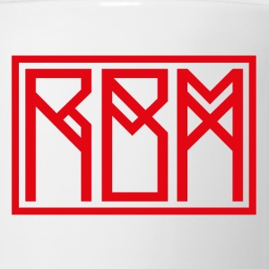 Red font hoodie - Coffee/Tea Mug