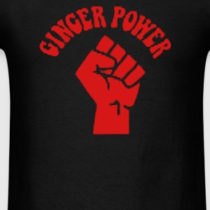 GINGER POWER - Men's T-Shirt