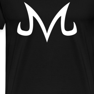 Hot New Vegeta Majin Logo Dragonball Z - Men's Premium T-Shirt