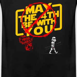 MAY THE 4TH BE WITH YOU - Men's Premium Tank