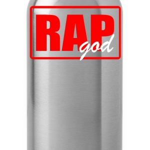 RAP GODRAP GOD - Water Bottle