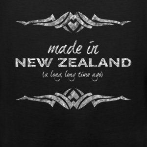 Made in New Zealand a long long time ago - Men's Premium Tank