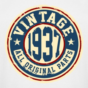 Vintage 1937 T-Shirts - Men's Tall T-Shirt