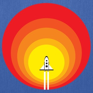 Fly your rocketship to the Sun - Tote Bag