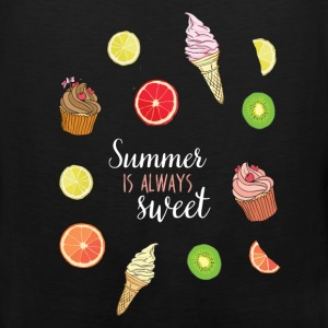 Summer is always sweet - Men's Premium Tank