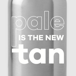 Pale is the new tan - Water Bottle