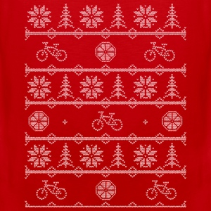 bicycle winter Kids' Shirts - Men's Premium Tank