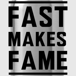 Fast makes fame T-Shirts - Water Bottle