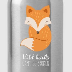 Wild hearts can't be broken - Water Bottle