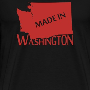 MADE IN WASHINGTON - Men's Premium T-Shirt