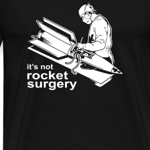 Rocket Surgery - Men's Premium T-Shirt