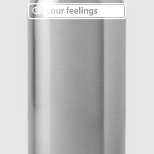 Search Your Feelings - Water Bottle