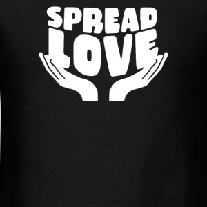 Spread Love - Men's T-Shirt