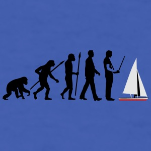 evolution_modelling_sailing_ship_10_2016 Mugs & Drinkware - Men's T-Shirt