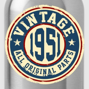 Vintage 1951 T-Shirts - Water Bottle