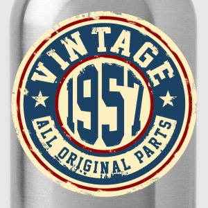 Vintage 1957 T-Shirts - Water Bottle