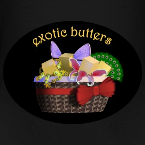 FNAF Exotic Butters Sister Location Bags Backpacks - Toddler Premium T-Shirt