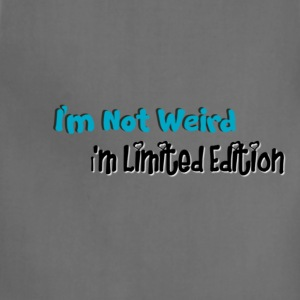 I'm Not Weird T-Shirts - Adjustable Apron