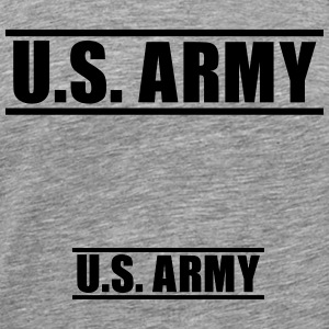 Sergeant Major of the Army SMA, Mision Militar ™ Hoodies - Men's Premium T-Shirt
