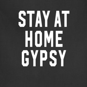 Stay at Home Gypsy T-Shirts - Adjustable Apron