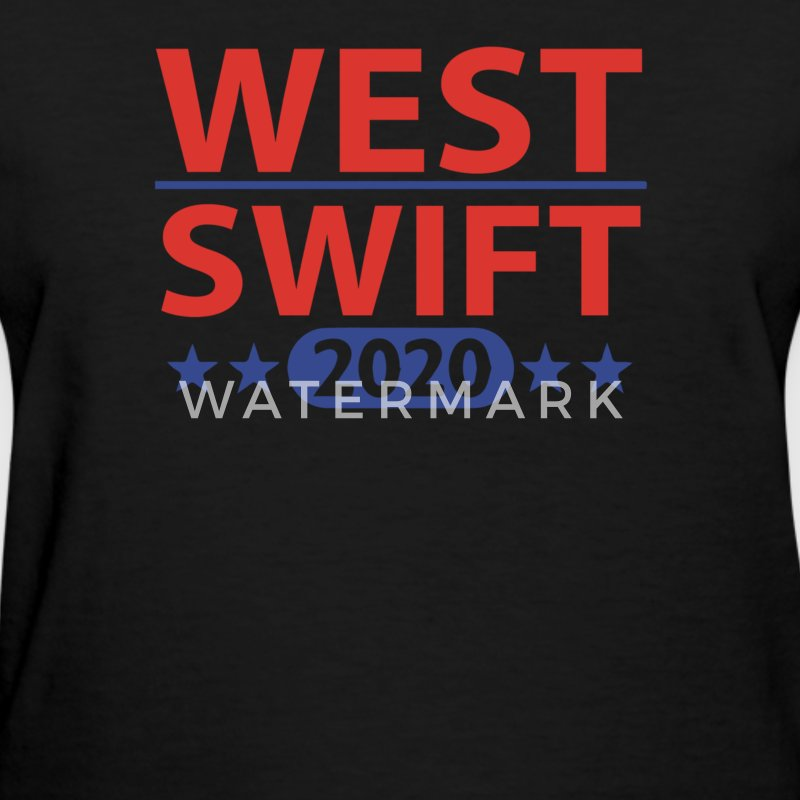WEST SWIFT 2020 - Women's T-Shirt
