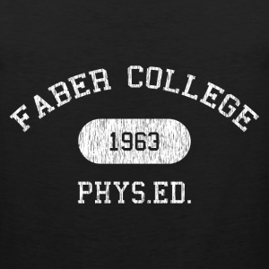 Faber College T-Shirts - Men's Premium Tank
