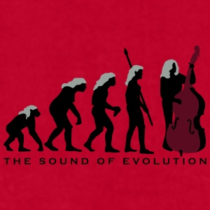 evolution_female_bass_player_11_2016_a_3 Mugs & Drinkware - Men's T-Shirt by American Apparel