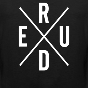 RUDE cross - Men's Premium Tank