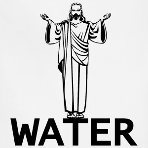 Jesus Water - Adjustable Apron