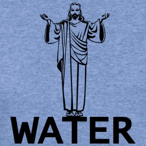 Jesus Water - Women's Wideneck Sweatshirt