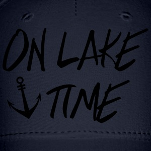 On Lake TIme T-Shirts - Baseball Cap