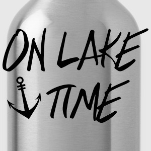 On Lake TIme T-Shirts - Water Bottle