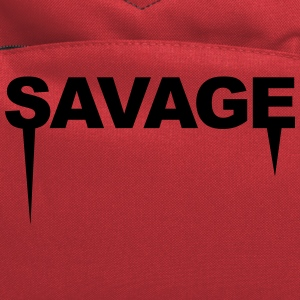 Savage T-Shirts - Computer Backpack