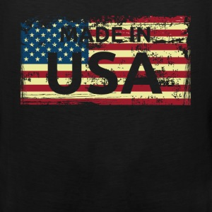 Made in USA - Men's Premium Tank