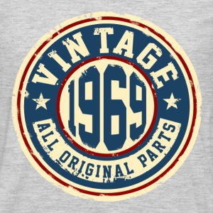 Vintage 1969 T-Shirts - Men's Premium Long Sleeve T-Shirt
