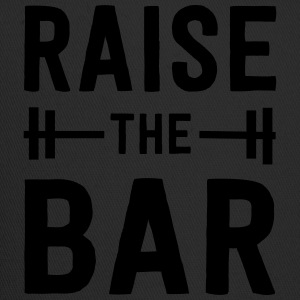 Raise the Bar. Workout T-Shirts - Trucker Cap