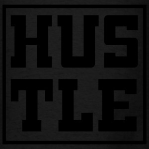 Hustle Box Hoodies - Men's T-Shirt