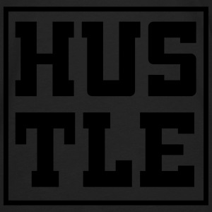 Hustle Box Hoodies - Men's Premium Long Sleeve T-Shirt