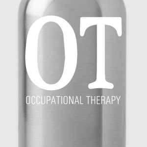 Occupational Therapy Graphic T-shirt T-Shirts - Water Bottle