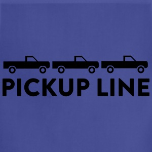 Pickup Line T-Shirts - Adjustable Apron