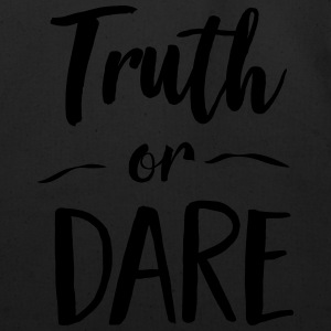 Truth or Dare Hoodies - Eco-Friendly Cotton Tote