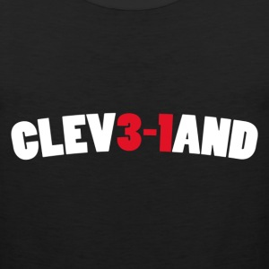 CLEV3-1AND T-Shirts - Men's Premium Tank