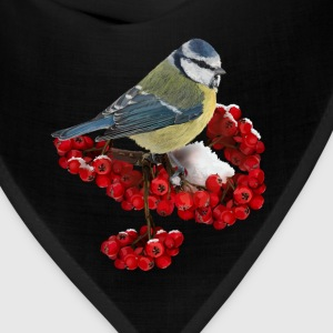 Tit bird T-Shirts - Bandana