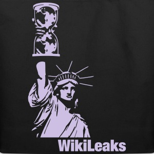WikiLeaks Liberty Long Sleeve Shirts - Eco-Friendly Cotton Tote