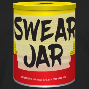 Pop's Swear Jar - Men's Premium Long Sleeve T-Shirt