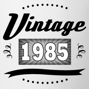 VINTAGE 1985 1.png T-Shirts - Coffee/Tea Mug